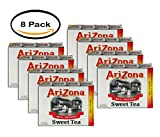 PACK OF 8 - Arizona Southern Style Real Blend Sweet Tea, 11.5 fl oz, 12 count