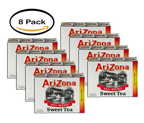 UPC 607963717879, PACK OF 8 - Arizona Southern Style Real Blend Sweet Tea, 11.5 fl oz, 12 count