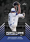 "MACKENZIE GORE 2016 LEAF ""PERFECT GAME"" SHOWCASE NIKE ALL-AMERICAN CLASSIC ROOKIE CARD! SAN DIEGO PADRES!"