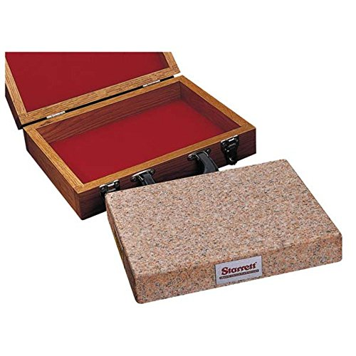 Starrett 81804 Sturdy Felt Lined Case For Toolmakers Flat