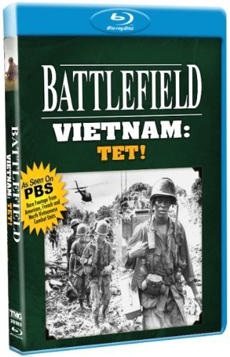 Blu-ray : Battlefield: Vietnam: Tet! (Blu-ray)