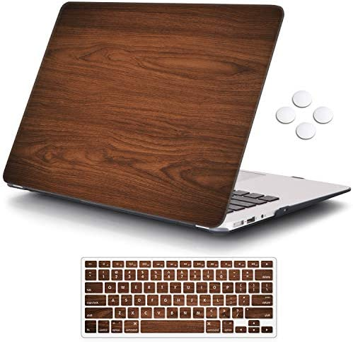 One Piece MacBook Case,Scratch Resistant Anti Static Laptop Hard Shell Cover Protective Case Release A1466 A1369 A1932 A1990 for Apple MacBook touch13
