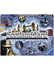 Ravensburger New Scotland Yard Game,Games & Craft