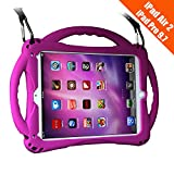 Best Cases For Ipad Air 2s - iPad Air 2 Case For Kids,TopEsct Shockproof Silicone Review