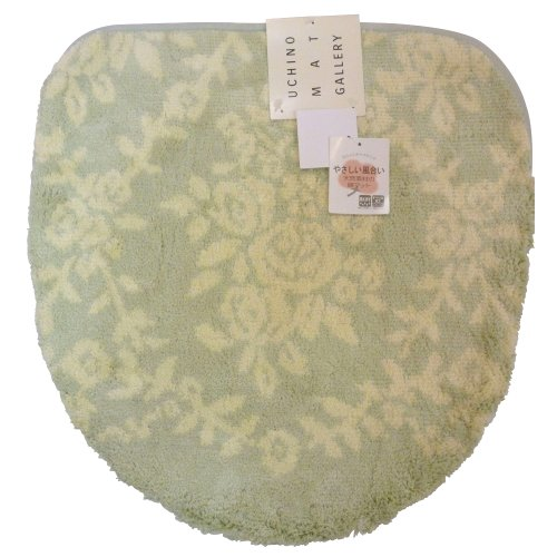 Bouquet Japan (UCHINO MAT GALLERY ecru bouquet special cover cover E Green TFE34472 G (japan import))