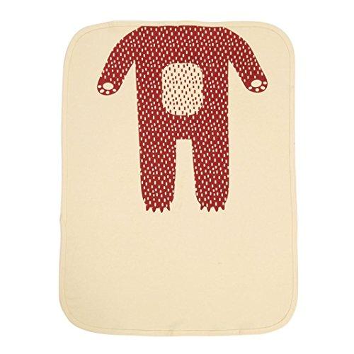 Baby Swaddle Blanket, Iuhan Newborn Infant Baby Kids Swaddle Soft Sleeping Blanket Wrap Bath Towel for 0~3 Years Baby (Yellow)