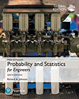 Miller & Freund's Probability and Statistics for Engineers, 9th Edition Front Cover