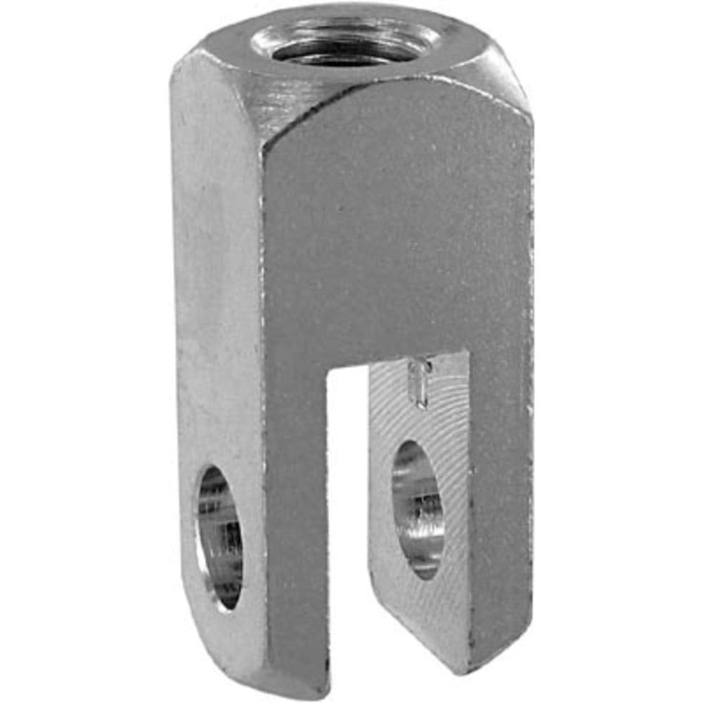 Clevis; Piston Rod; Accessory; Pneumatic; NCM Cylinder; 1 1/4 to 1 1/2IN. BORE, Pack of 10