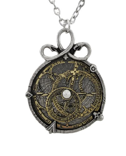 (Anguistralobe Astrolabe Pendant Necklace)