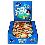 ALLAN Caribbean Fish Gummy Halloween Candy, 1080 Gram