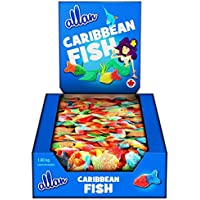 ALLAN Gummy Candy, Caribbean Fish, 1080 Gram