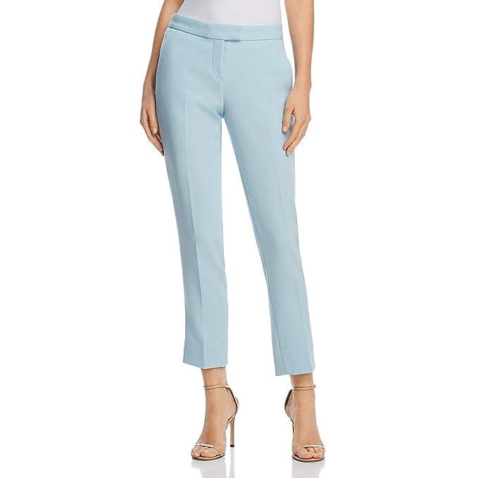 Amazon.com: Theory Ibbey Crepe pantalones de vestir de ...