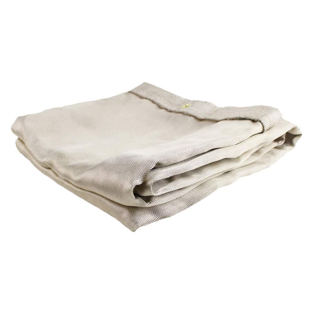 Sellstrom S97605 Welding Blanket White 18 oz Silica Cloth 6x8