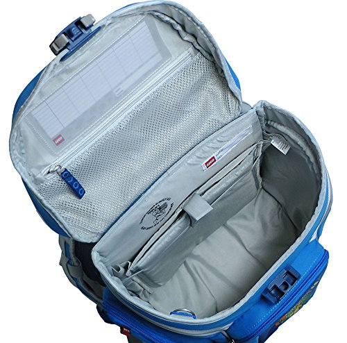 NINJAGO FRIENDS BEACH HOUSE - Explorer Schoolbag Set