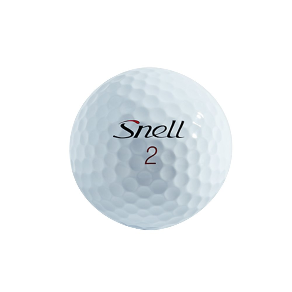 Snell Golf My Tour Golf Balls White (3 Dozens) by Snell Golf (Image #2)
