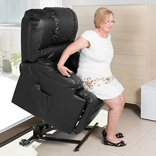 Massagesessel mit Hebefunktion 6011