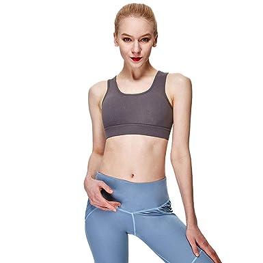 Chaleco Fitness Slim Sexy Sujetador portátil Verano Yoga de ...