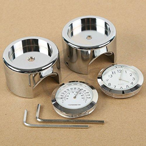 Stem Nut Mount Clock - TCMT 7/8