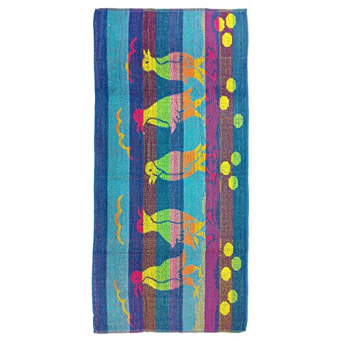 Terry Beach Towel - penguins