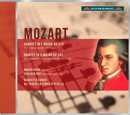 (Mozart: Oboe Quartet - Clarinet Quintet)