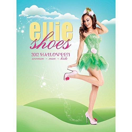 Ellie Shoes 2017 Halloween Catalog