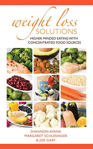 (Weight Loss Solutions: Higher Minded Eating with Concentrated Food Sources. Beyond the Era of Lose Weight Fast Pills and Fad Diets. )