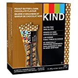 KIND, Peanut Butter Dark Chocolate Gluten Free Bars, 40g, 12 Count