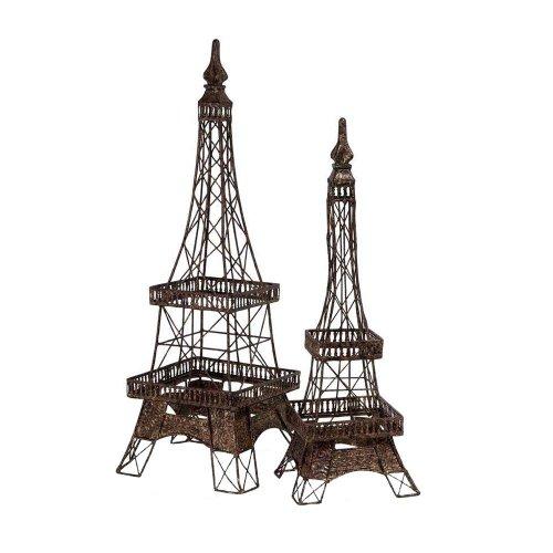 Eiffel Tower Accent, LARGE, DARK BRONZE