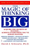 The Magic of Thinking Big (Acquire the secret of success)