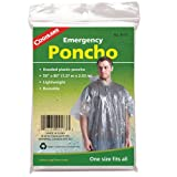 Emergency Poncho - Clear
