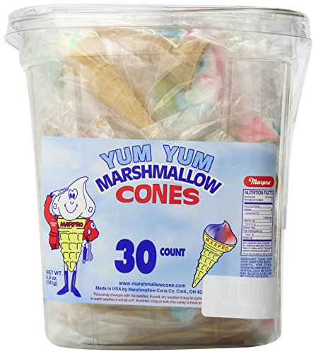 Yankee Traders Marshmallow Cones Count product image