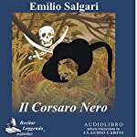 Il Corsaro Nero [The Black Corsair] | Emilio Salgari