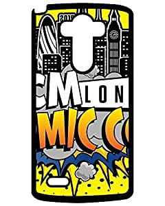 phone case Galaxy's Shop Best 3204019ZD770913510G3 Case Cover, Fashionable LG G3 Case - The Comic-con