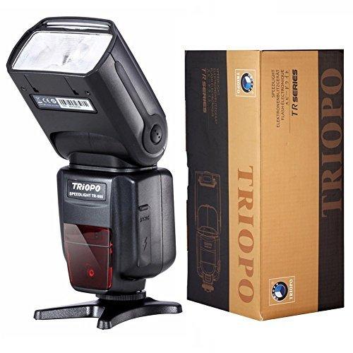 Triopo TR-180 Flash Speedlite for Nikon DSLR Cameras - 1