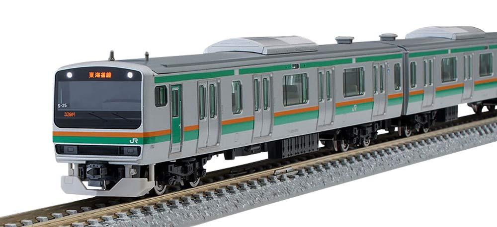 TOMIX Nゲージ E231-1000系 東海道線 基本B5両セット 92370 鉄道模型 電車 B003OAC47U