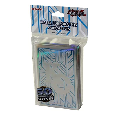 Yu-Gi-Oh! Kaiba Corporation Card Sleeves (50 Pack): Home Improvement