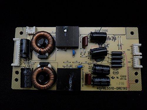 PC Hardware : TCL LE55FHDF3300Z SUB POWER BOARD 40-RL5510-DRE1XG