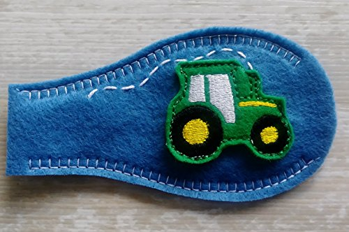 Eye Patch - Tractor (cover LEFT eye) from Patch Me