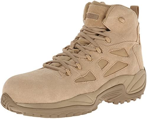 "Reebok Work Duty Men's Rapid Response RB RB8694 6"" Tactical Boot"