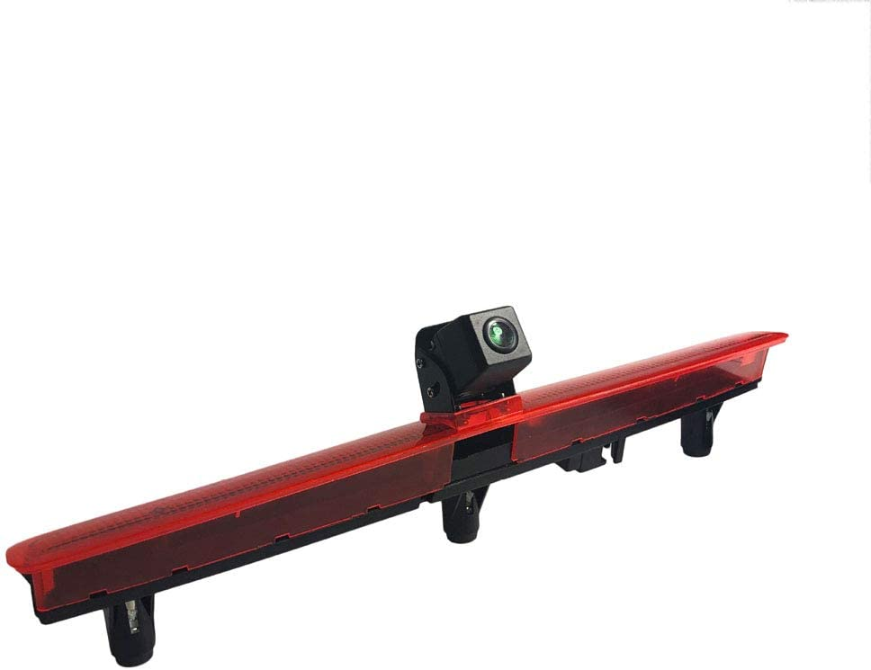 Rückfahrsystem Mit Rückfahrkamera Im 3 Bremslicht Kamera Passend Für Vw T5 Transporter Bus