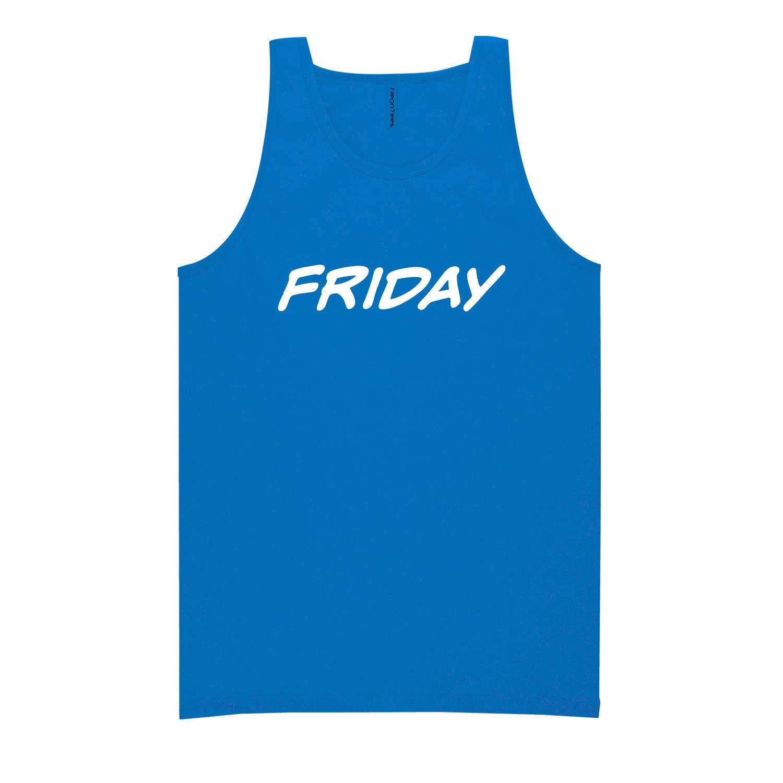 ZeroGravitee Friday Neon Tank Top