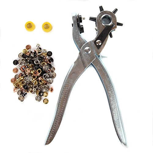 Trenton Gifts 3 Way Hole Puncher (Flower Shaped Eyelets)