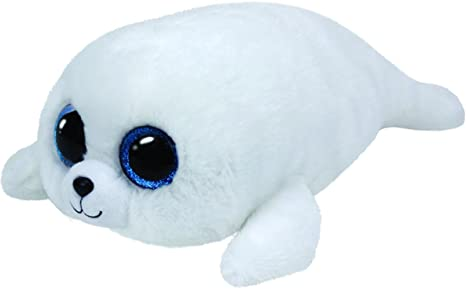 Amazon.com  Ty ICY Seal Plush 7e6046115c9