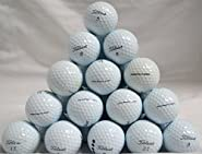 48 Titleist ProV1 Mixed High Numbers 4A Golf Balls
