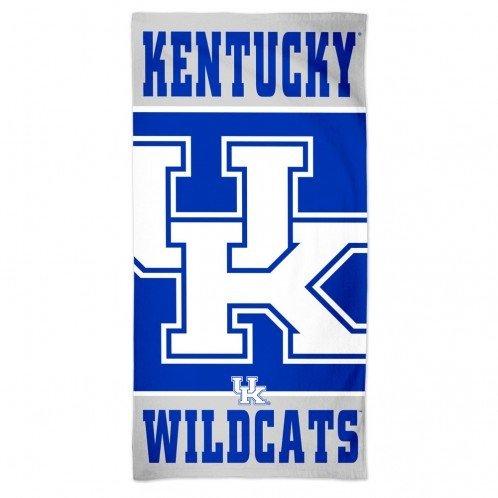 Kentucky Wildcats Beach Towel - Blue