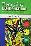img - for Everyday Mathematics Home Links Kindergarten K book / textbook / text book