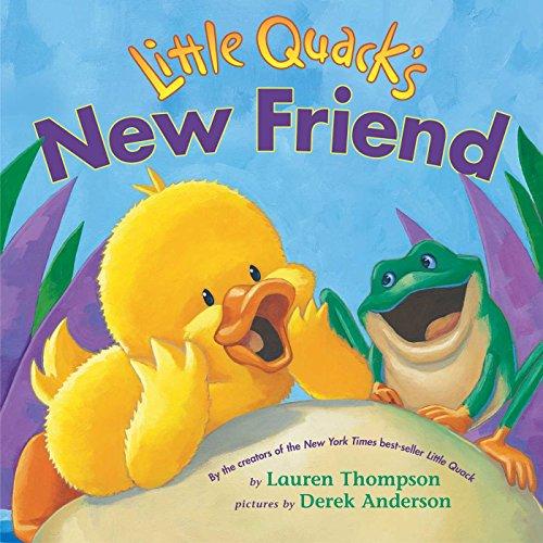 Little Quack's New Friend - Goose Pond