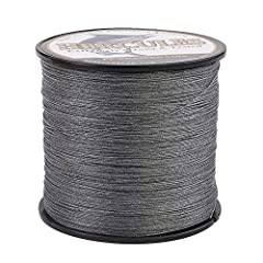 Why Hercules Braided Fishing Line?        - Same quality, much less expensive. You can't tell the difference between Hercules braid fish lines and other more expensive brands. - From verified purchase reviews       - At Hercules, Bette...
