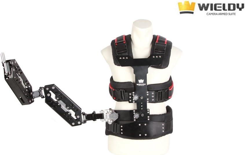 Wieldy 2014 STEADICAM-II - Arnés para cámara de vídeo (1-9,5 kg ...