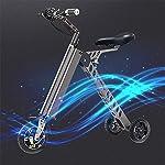 BBYT-Monopattino-Elettrico-250-W-36-V75-Ah-velocit-Massima-20-kmh-chilometraggio-50-km-Pneumatici-da-10-Display-a-LED